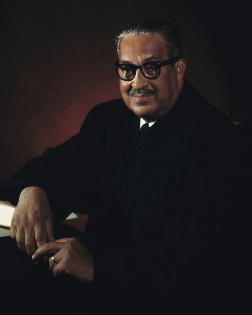 Thurgood Marshall, Juez de la Corte Suprema