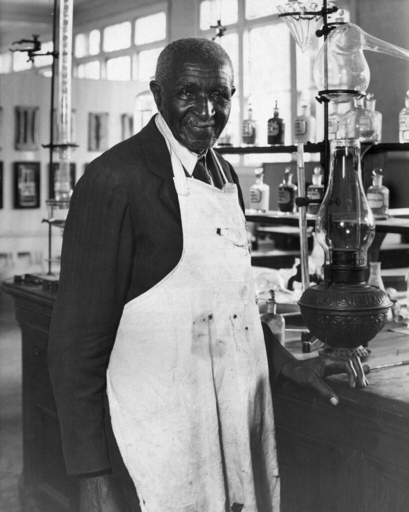 George Washington Carver, científico eminente