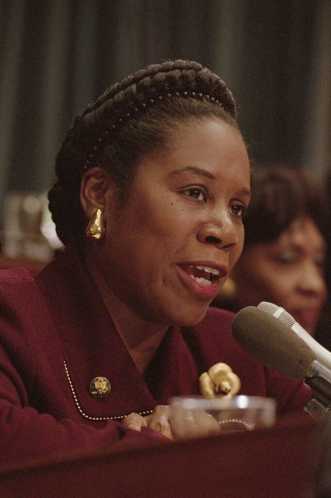 Sheila Jackson Lee, actual congresista, cumple su séptimo mandato