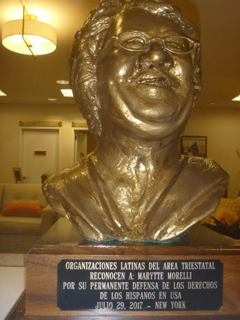 Busto Marytte Morelli