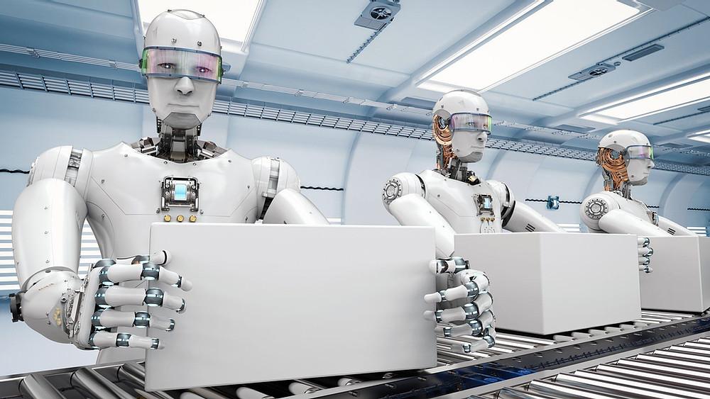 Empacadores robóticos