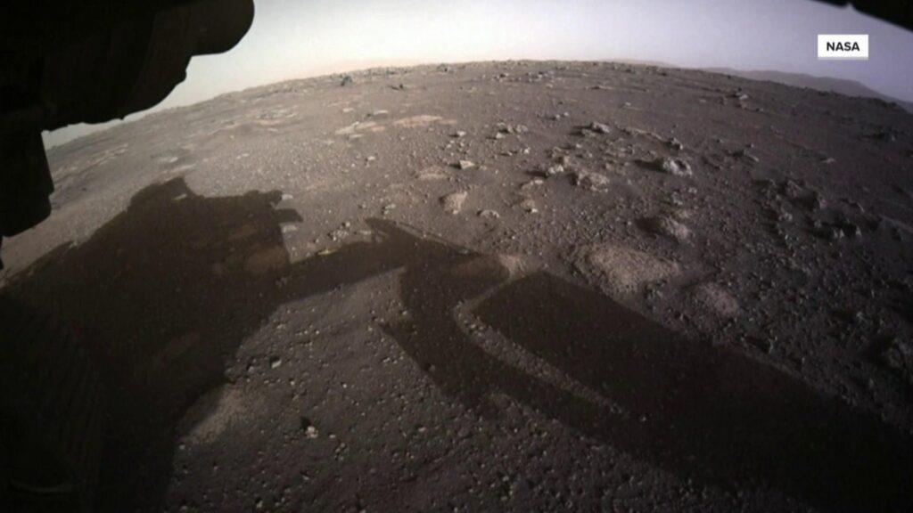 Imágenes de Marte