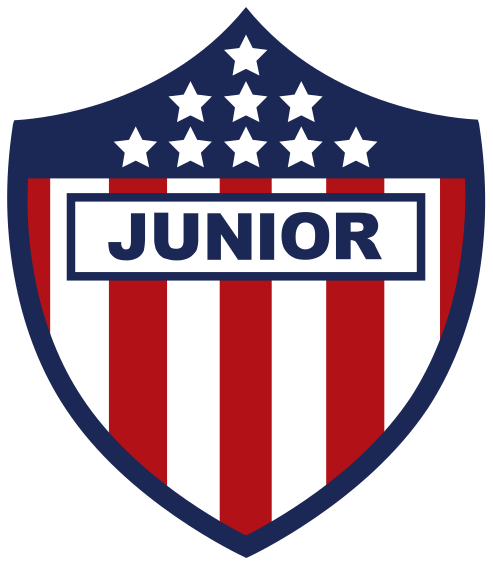 Junior de Barranquilla - Escudo
