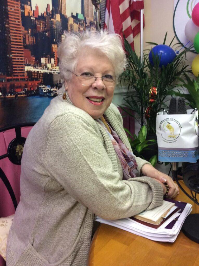 Marytte Morelli, locutora