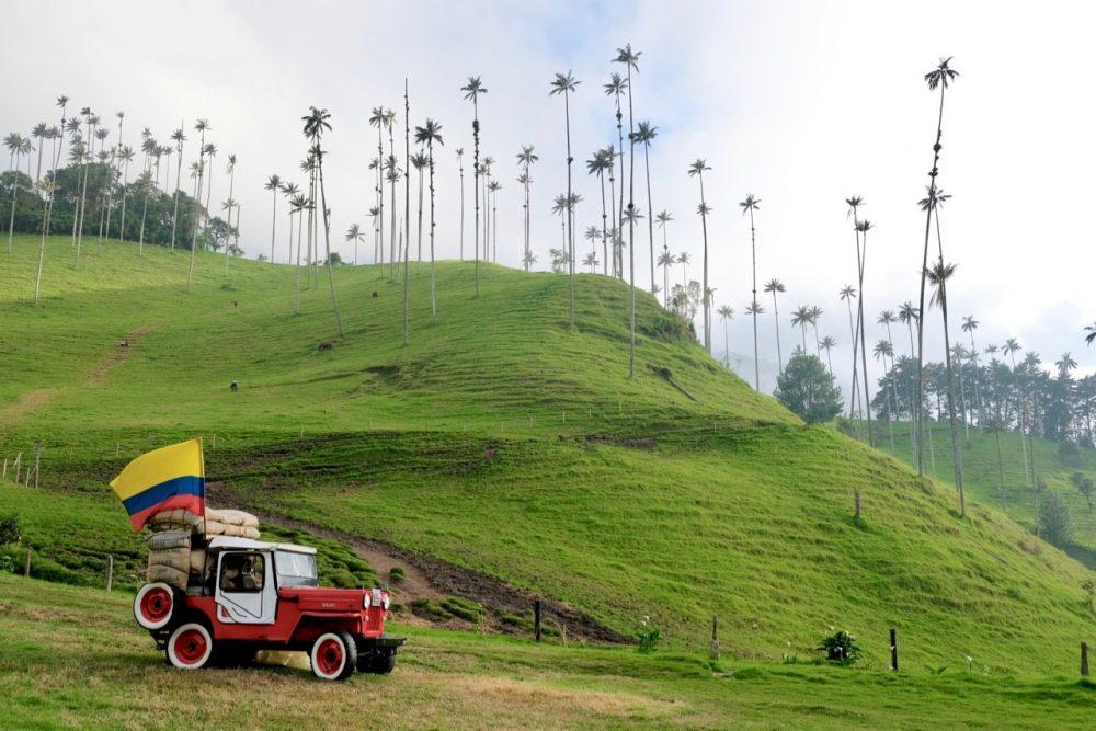Salento - Valle del Cocora en el Eje Cafetero