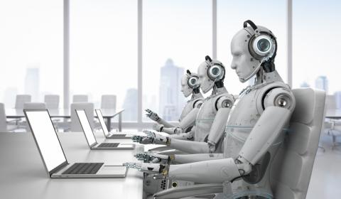 Automatización de trabajos