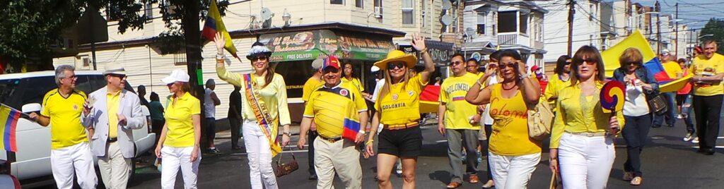 Desfile La Mancha Amarilla