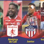 Equipos colombianos en la Copa Libertadores