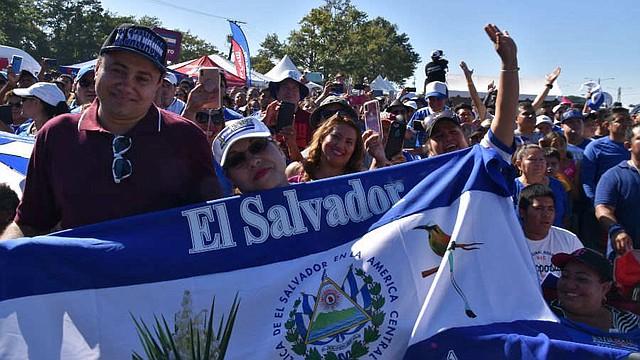 Festival salvadoreño Independencia