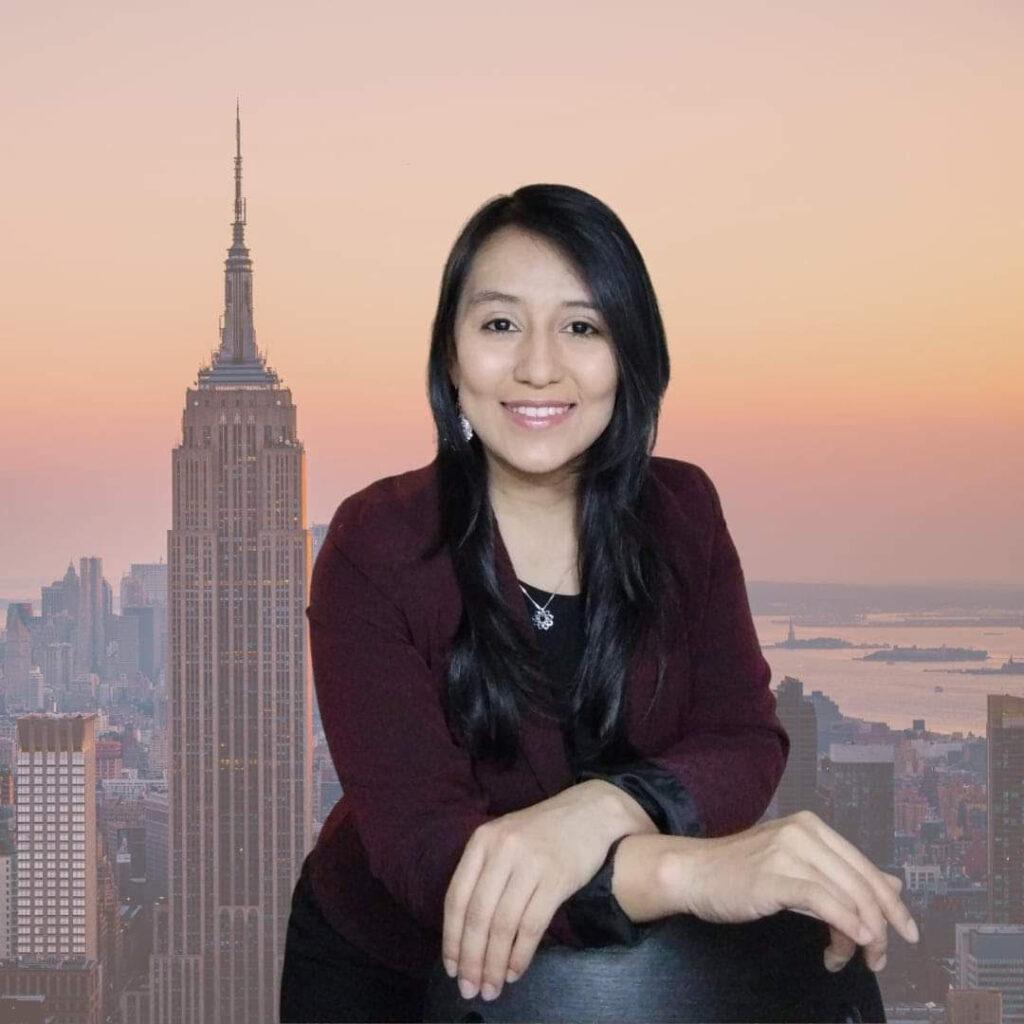 Giselle Ayala Mateus, abogada de inmigración