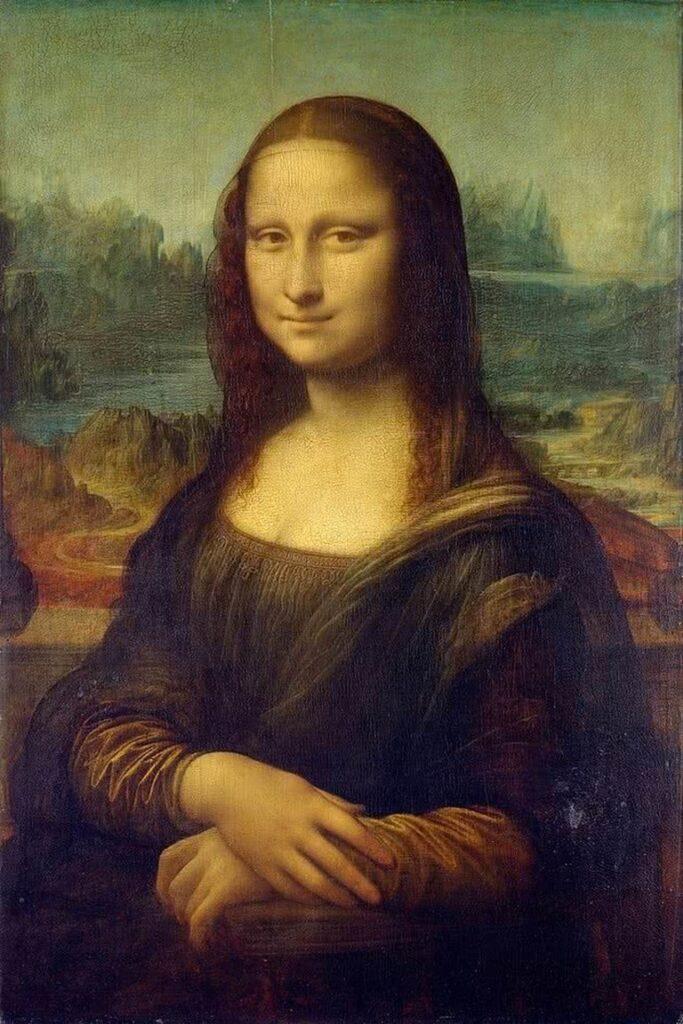 La obra más famosa de Leonardo Da Vinci - La Gioconda