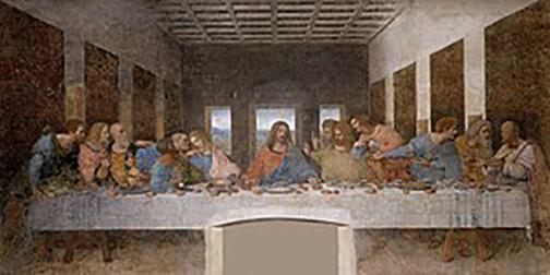 La última Cena-Leonardo Da Vinci