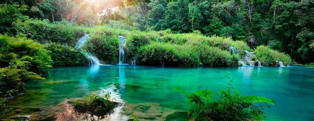 áreas naturales