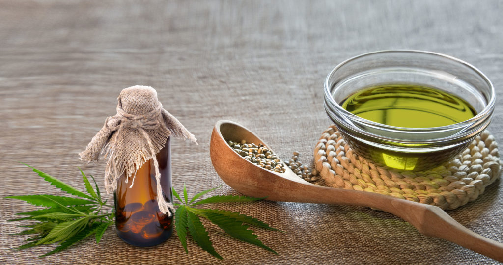 Diferencia entre aceite de semilla de cáñamo y aceite de CBD