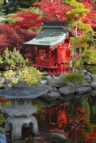 jardín japones en usa