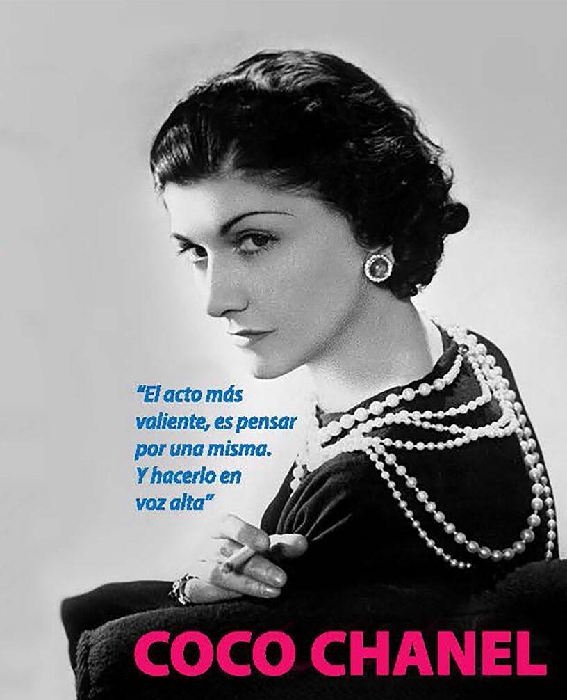 Coco Chanel Liderazgo Femenino