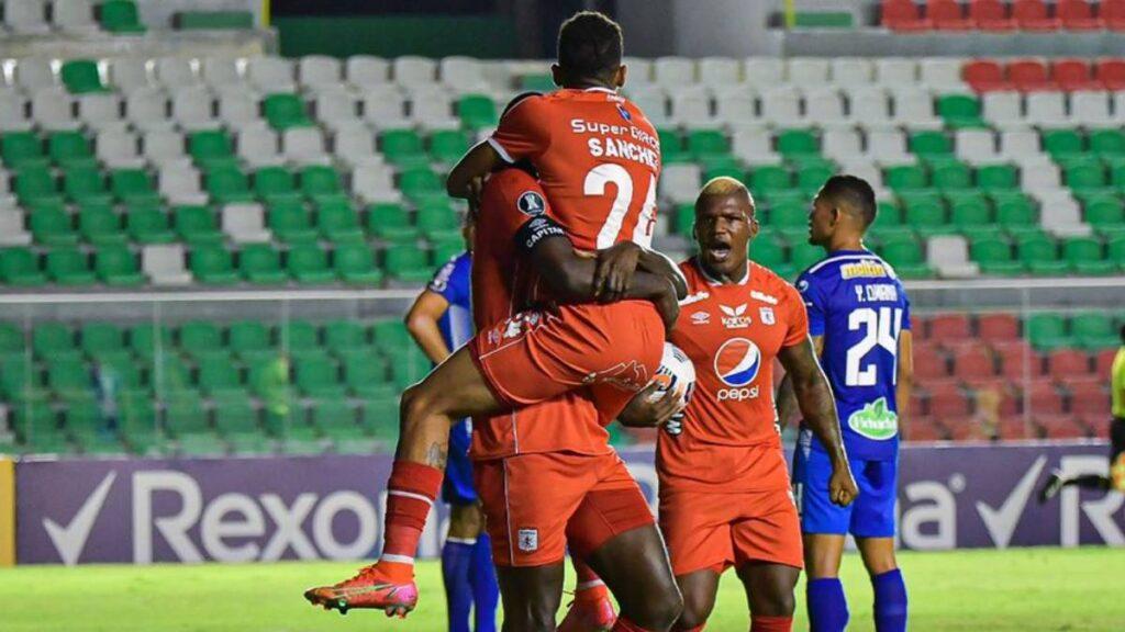 Deportivo La Guaira Grupo H en la Copa Libertadores 2021