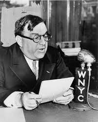 Fiorello LaGruadia. 99.º Alcalde de la Ciudad de Nueva York