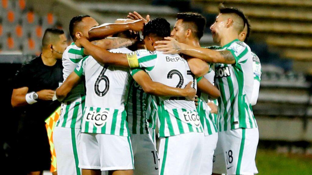 Grupo F Atletico Nacional