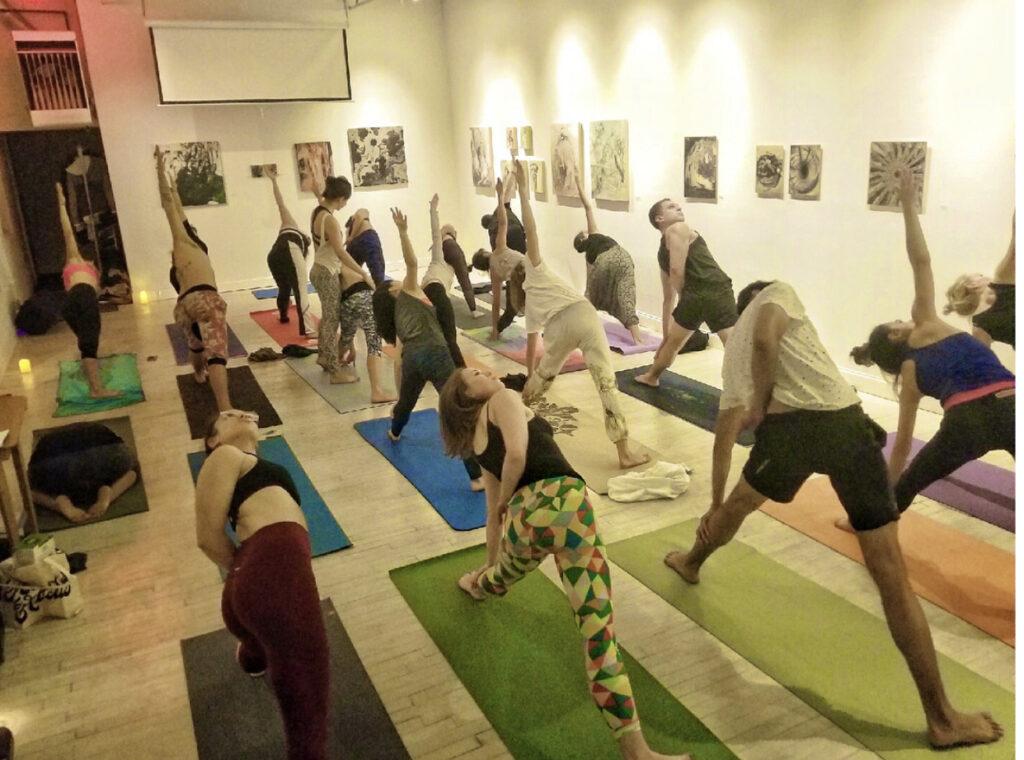 El Yoga, es útil en la vida diaria