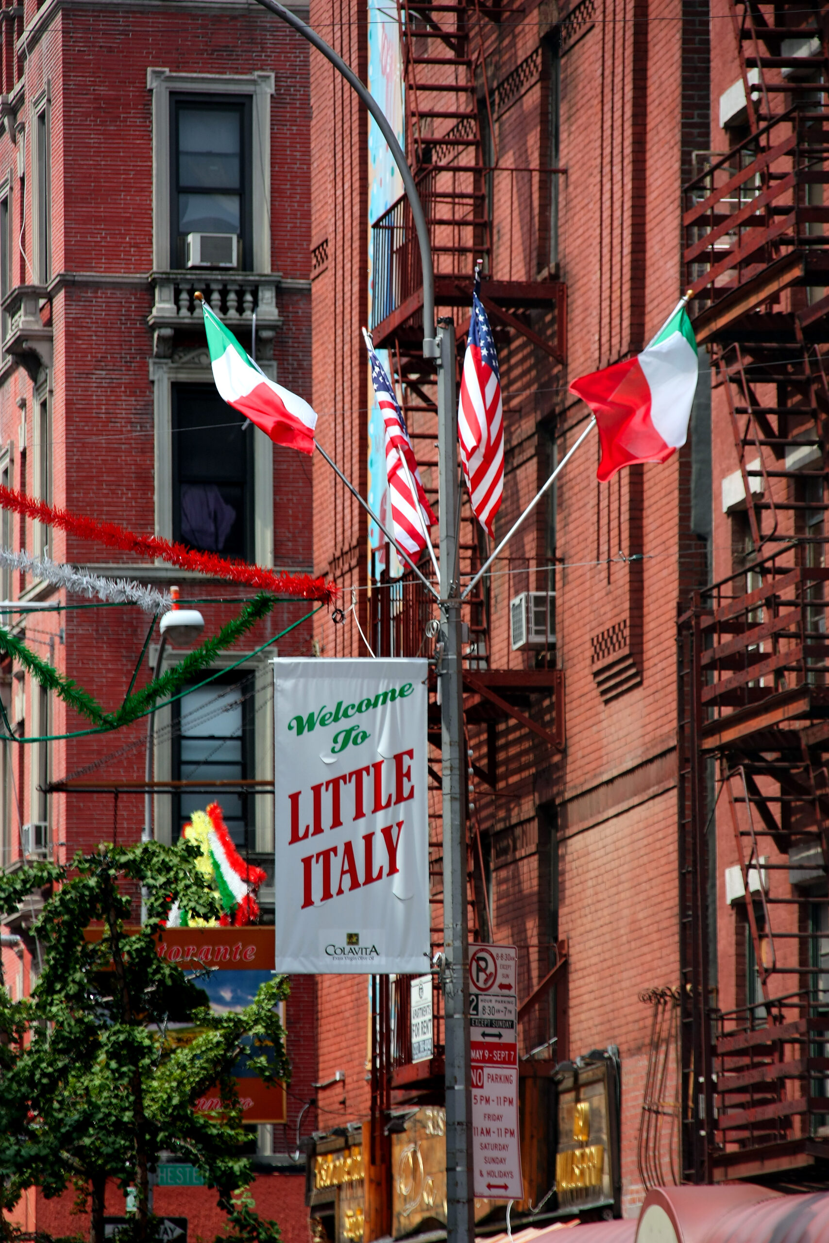 Little Italy - Manhattan, New York