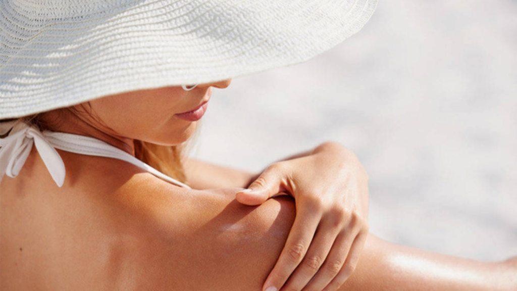 Proteccion solar para el verano