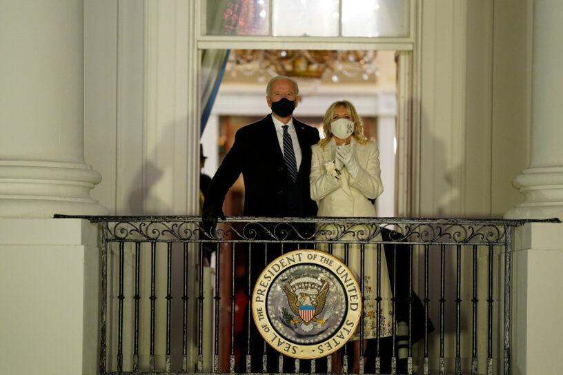 Joe Biden, firmó órdenes ejecutivas