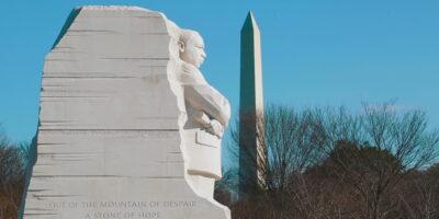 Monumento de Martin Luther King Jr
