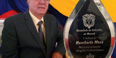 Humberto Mesa, Orgullo Colombiano
