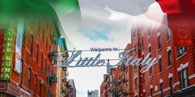Little Italy - Manhattan, New York City