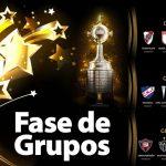 Copa Libertadores, Fase de Grupos